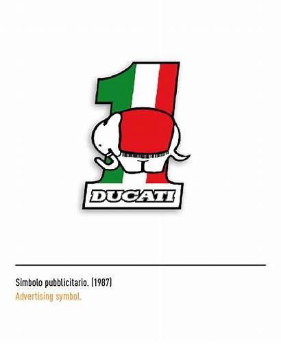 Ducati History Simbolo