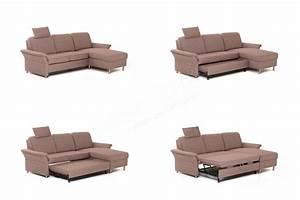 Pm Polstermöbel Oelsa : pm oelsa namo couchgarnitur in beige bordeaux m bel letz ihr online shop ~ Markanthonyermac.com Haus und Dekorationen