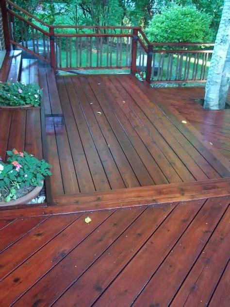 sikkens cetol dek finish  mahogany deck cedar deck