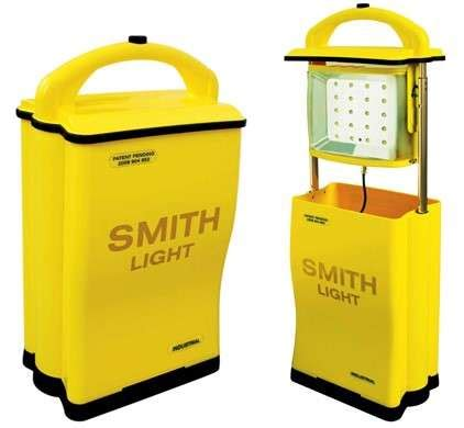 smith light battery operated site light long