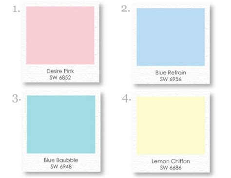 how to paint color for your child s room or nursery