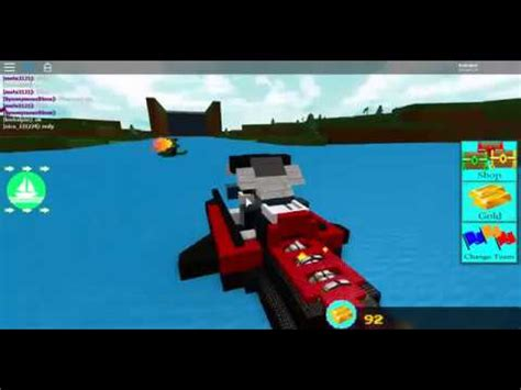 Flying Boat Build A Boat For Treasure by Roblox Build A Boat For Treasure Skipping The Whole