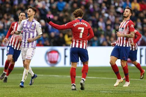 Atletico Madrid vs Real Valladolid Preview, Predictions ...