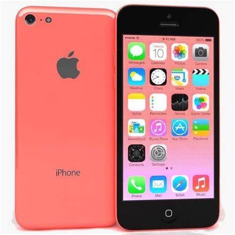 iphone 5c no contract apple iphone 5c pink no contract gsm unlocked iphone