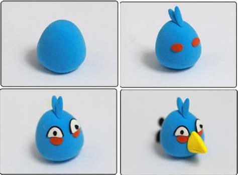 pate a modeler angry birds eu amo artesanato angry birds em biscuit