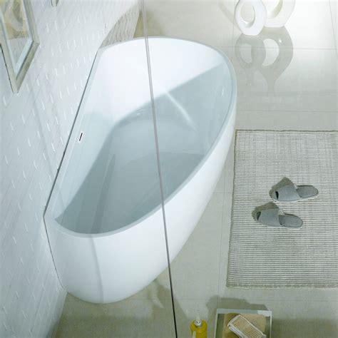 Freistehende badewanne in verschiedenen größen und ausführungen z.b. Steinkamp Loft freistehende Badewanne asymmetrisch links ...