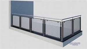 franzosischer balkon lochblech md06ap anthrazit ral7016 With französischer balkon mit wand sonnenschirm schwenkbar
