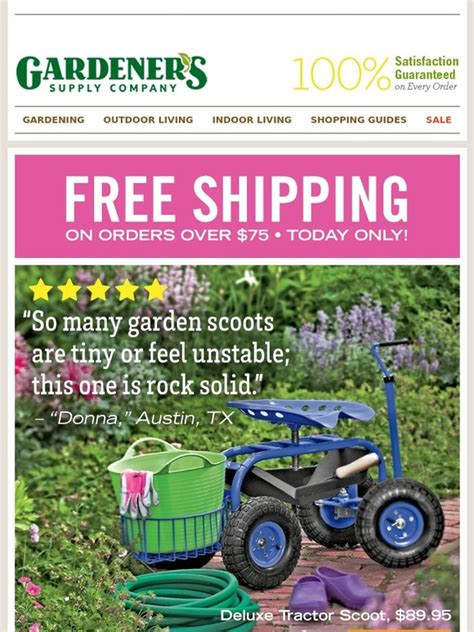 gardener s supply company gardener s supply company all scoot milled