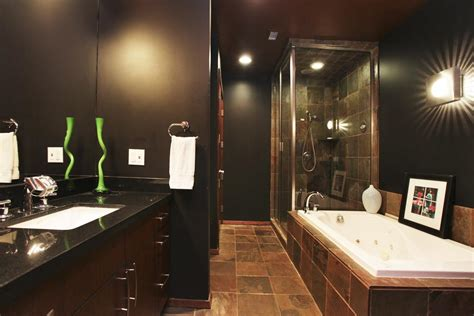 houzz small bathrooms ideas bathroom design black and white tile small master ideas for