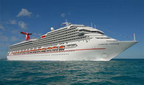 Carnival cruise fun ship