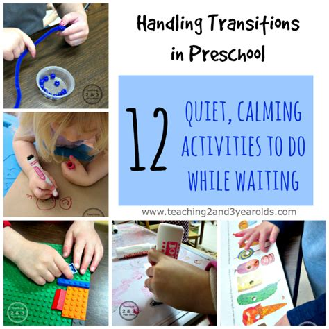 transition activities for preschool children preschool transitions between activities 176