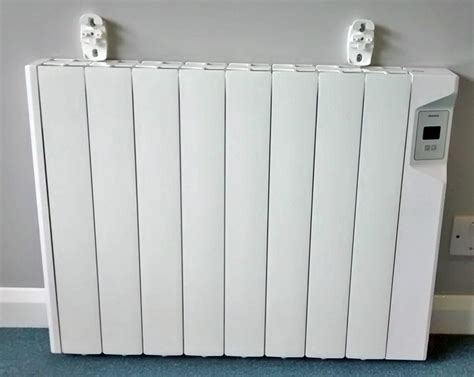wall mounted electric radiator ducasa avant dgs electric radiator digital thermostat 6947