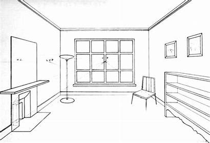 Perspective Point Inside Drawing Draw Interior Techniques
