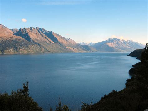 List Of Lakes Of New Zealand