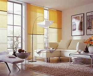 Vorhänge Modern Wohnzimmer : ideen gardinen wohnzimmer ~ Markanthonyermac.com Haus und Dekorationen