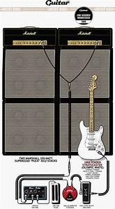 Rig Diagram  Jimi Hendrix  Woodstock  1969