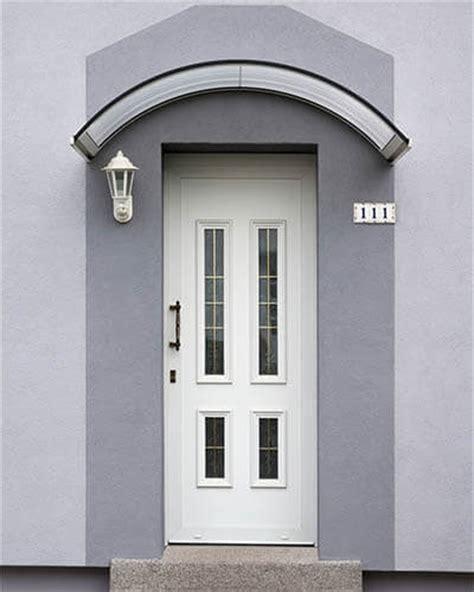 poser une marquise de porte d entr 233 e