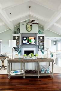 Ideas   How To Decorate A Room With A Vaulted    Cathedral