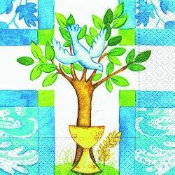 tischdekoration symbole zur konfirmation und deren