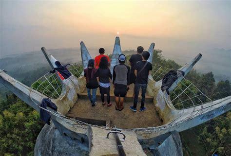 daftar tempat wisata hits  magelang jawa tengah