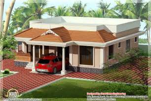 small 1 bedroom house plans single floor 3 bed room villa in 4 cents home appliance
