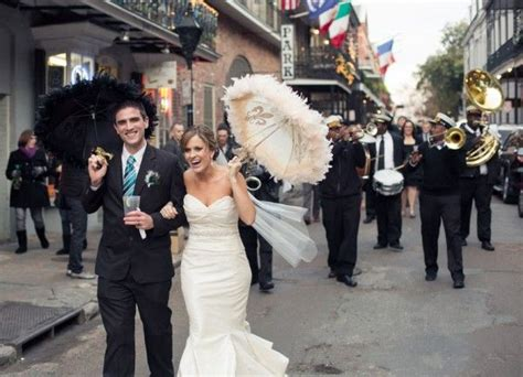 New Orleans French Quarter Wedding At Place Darmes With