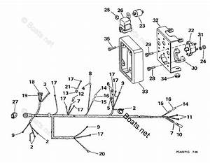 Omc Sterndrive Parts 5 70 Liter Oem Parts Diagram For Engine Wire Harness  U0026 Bracket