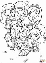 Coloring Friends Pages Forever Printable Friendship Getcolorings Colorings Wonderful Showing sketch template