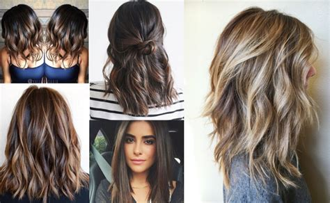 how to style to medium length hair 40 amazing medium length hairstyles shoulder length 9539