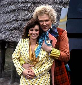 THT-- Peri and the Sixth Doctor. :) | Classic Doctor Who ...