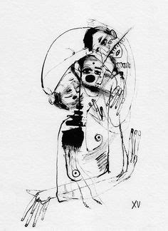 Black Ink (drawing series) on Behance | Contemporary
