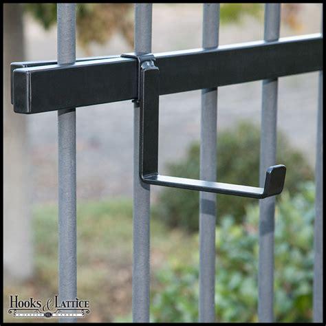 rail planter hook rail planter box bracket standard pair 1711