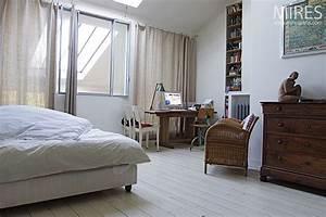 parquet blanc chambre resine de protection pour peinture With parquet blanc chambre