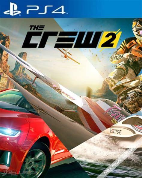 Resuelve los acertijos activando todos los interruptores por la. The Crew 2 para PS4 - 3DJuegos