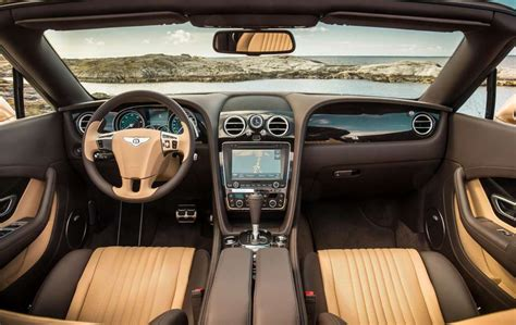 2018 bentley continental gt speed release date review price pictures of interior