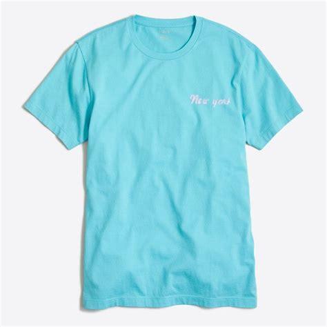 T Shirt Kaos New York new york letter t shirt