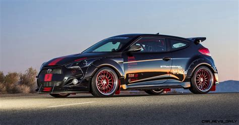 2015 Veloster Turbo Specs by Hyundai Veloster Turbo R Spec By Blood Type Racing