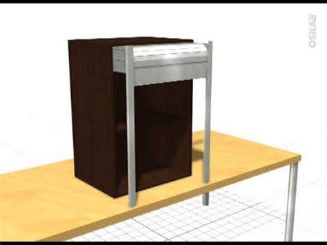 meuble volet roulant cuisine meuble rideau cuisine petit déjeuner coulissant volet