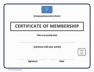 certificate archives freewordtemplatesnet With avery membership card template