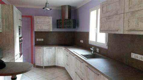 hotte d angle de cuisine installation d 39 une cuisine équipée à seillons sce d 39 argens