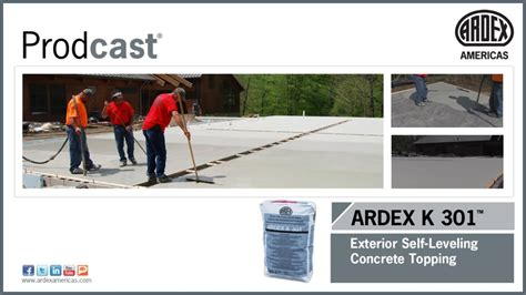self leveling floor resurfacer exterior ardex k 301 exterior self leveling concrete topping