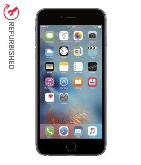 ebay refurbished iphone refurbished apple iphone 6s plus 64 gb space gray