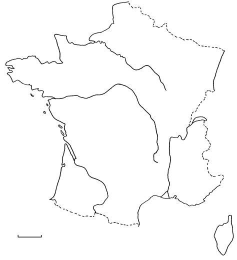 Carte Vierge De La à Imprimer by Carte De Vierge Carte Du Monde