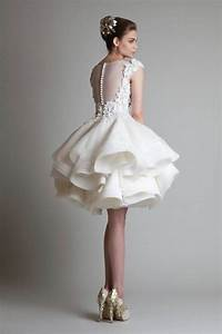 620 best short wedding dresses images on pinterest With short dresses for weddings