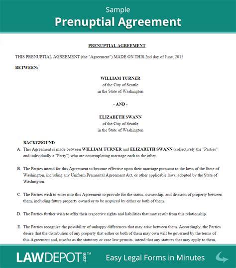 prenuptial agreement create   print