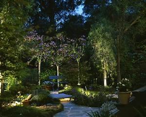 Landscape lighting installation corliss landscaping