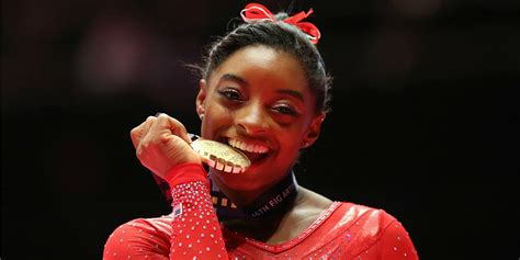 13 Fun Facts About Olympic Gymnast Simone Biles