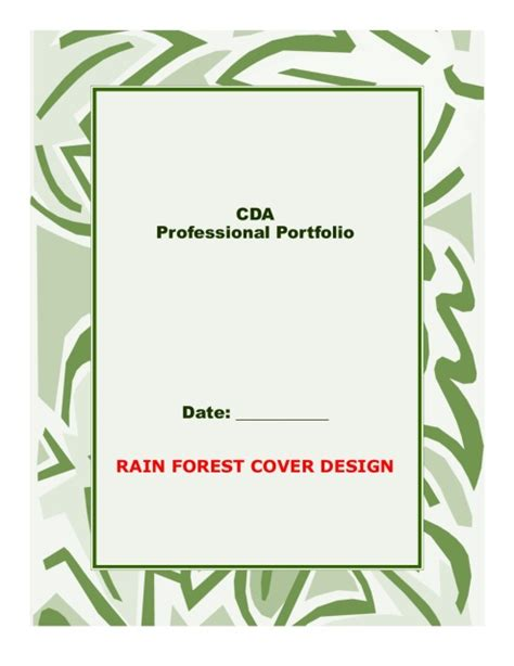 cda for preschool teachers cda prep binder for infant toddler 254