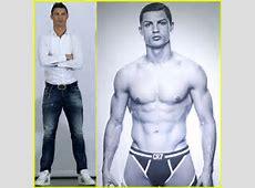 Cristiano Ronaldo Launches CR7 Underwear Line, Goes