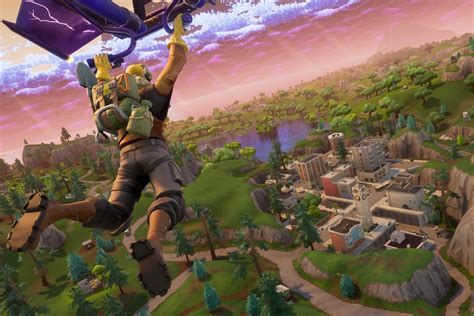 Fortnite Battle Royale Players Destroy Tilted Towers To
